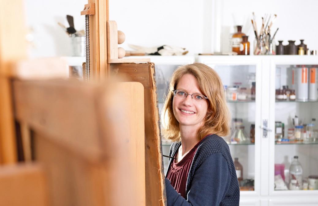 Julia Tholen - Portrait Werkstatt